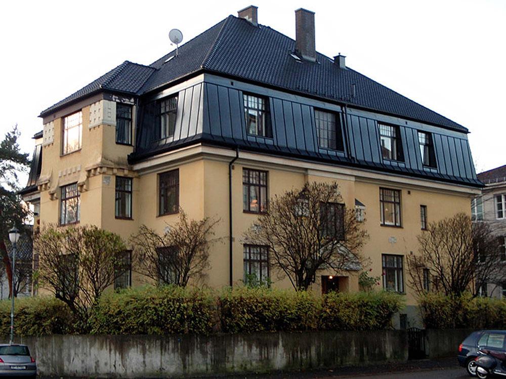 Nytt tak oslo-taktekker-blikkenslager i Oslo